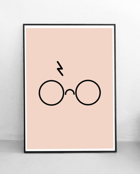 STUDIO ALBERT| YOU'RE A WIZARD - POSTER