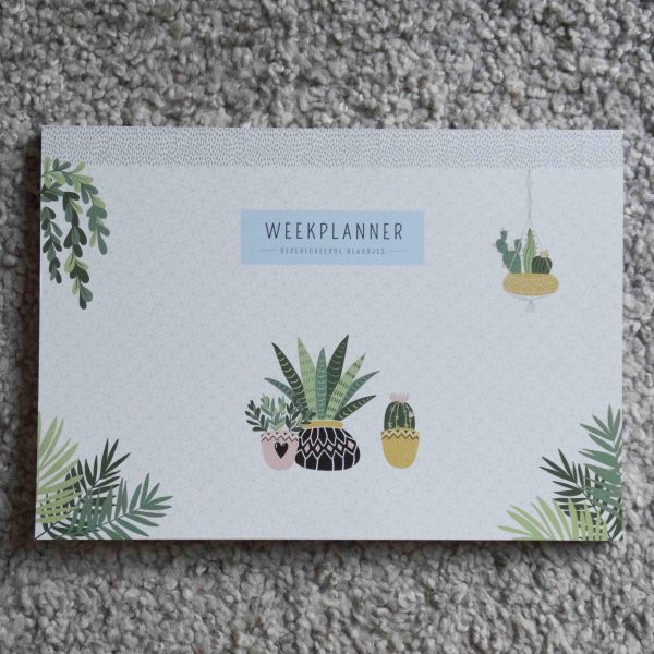 BOTANICAL-WEEKPLANNER