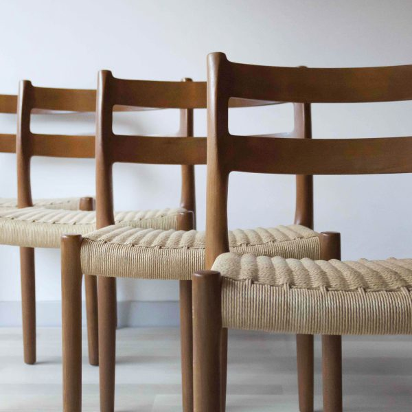 NIELS-OTTO-MOLLER-DINING-CHAIRS