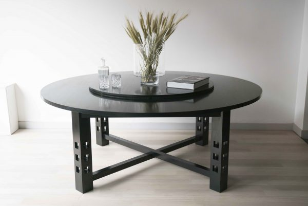 CASSINA-MACKINTOSH-EETTAFEL