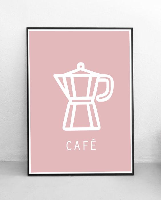 FRAMED-CAFÉ-PINK