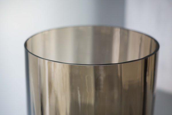 Vaas-on-base-coffee-kleur